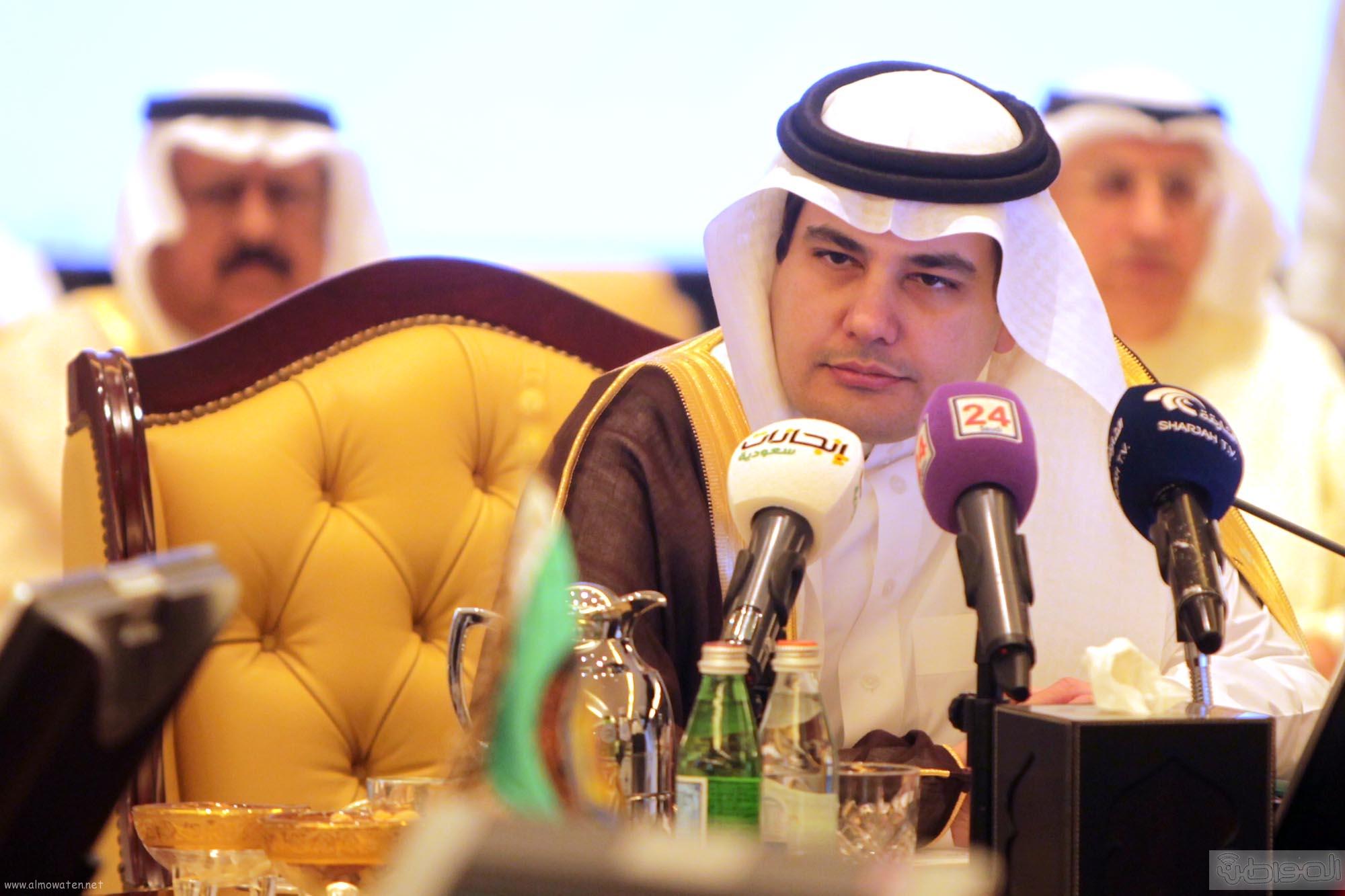 وزراء الاعلام الخليجي (13)