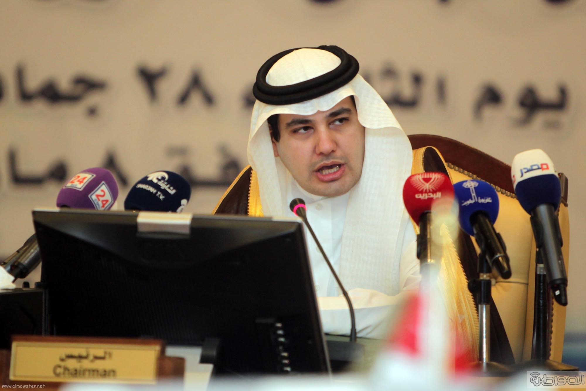 وزراء الاعلام الخليجي (14)