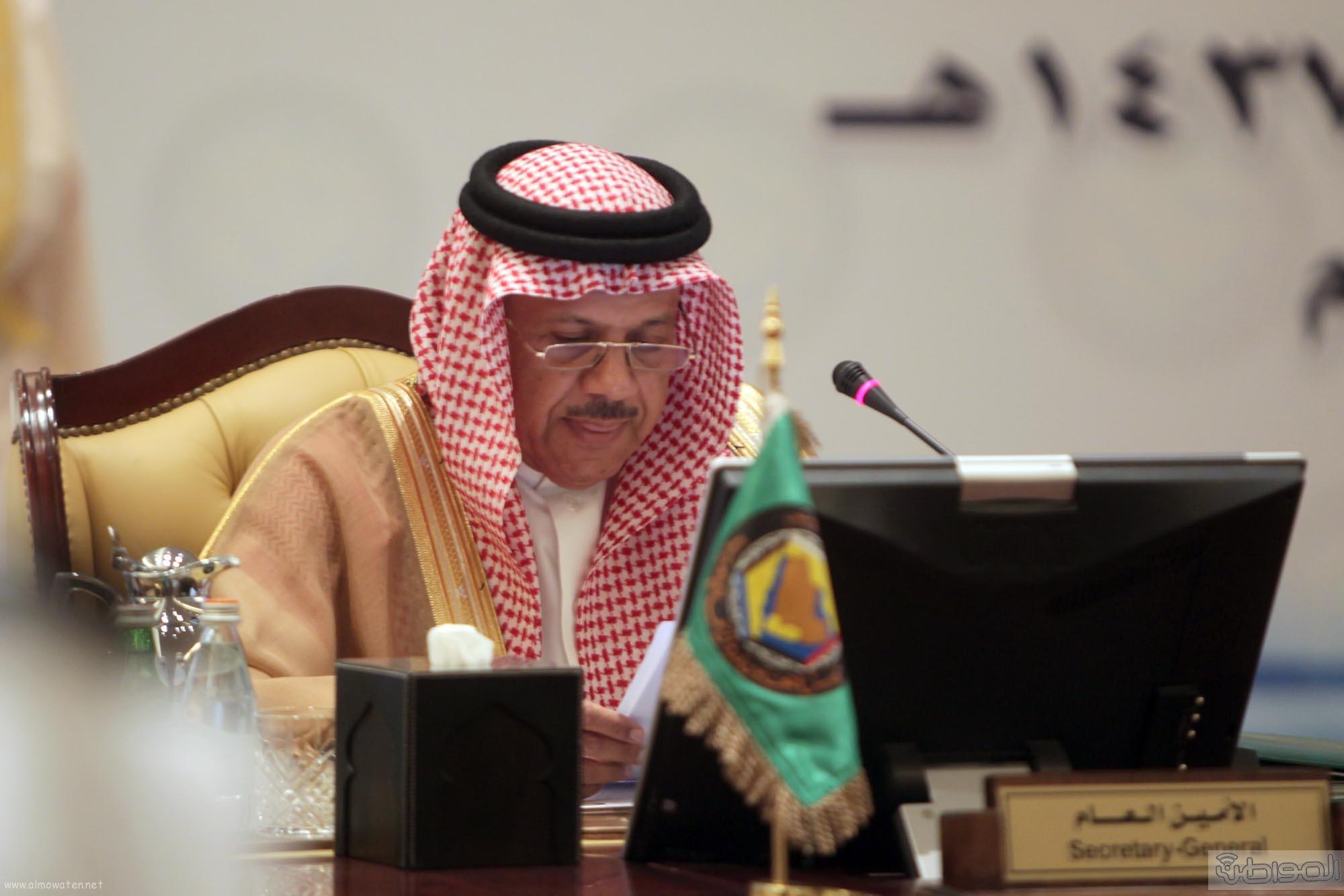 وزراء الاعلام الخليجي (5)