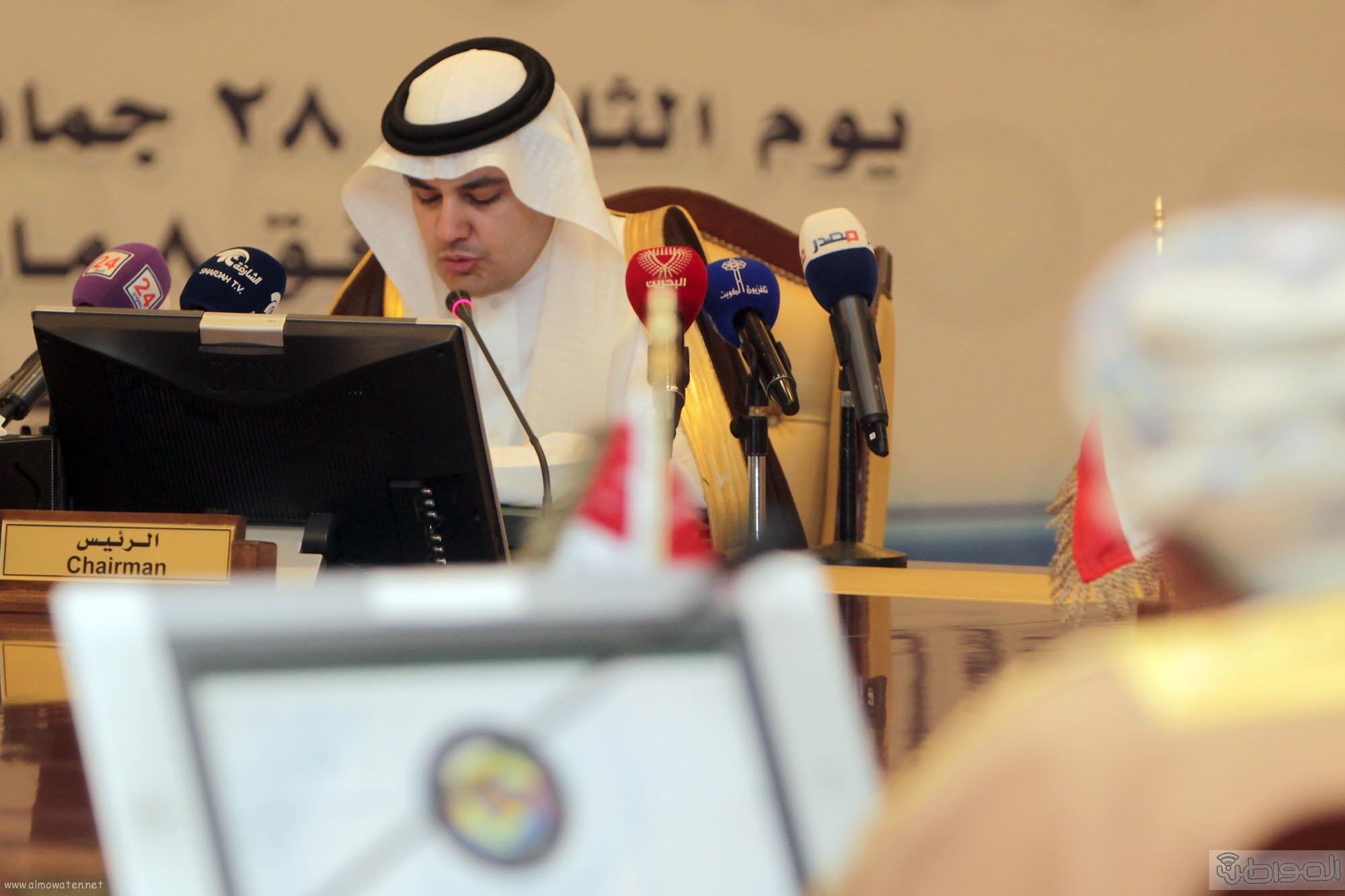 وزراء الاعلام الخليجي (6)