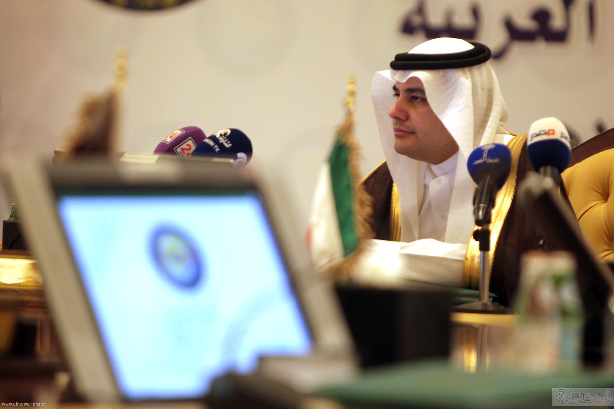 وزراء الاعلام الخليجي (7)