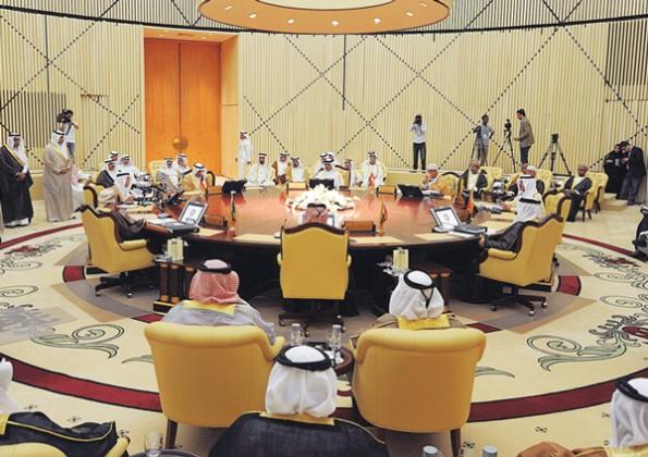 وزراء البترول الخليجيون