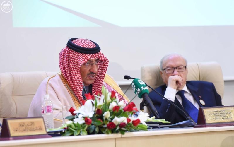 وزراء الداخلية العرب يعقدون اجتماعهم الـ 33 لمجلس وزراء الداخلية العرب في تونس 2