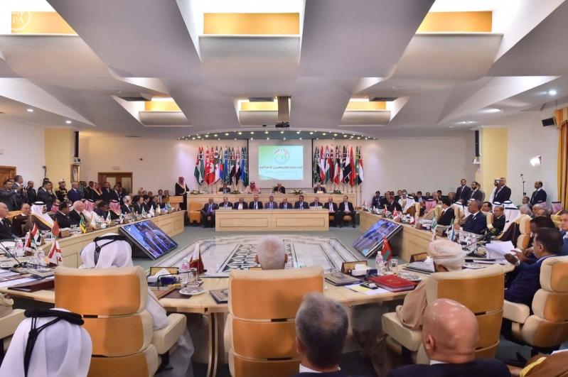 وزراء الداخلية العرب يعقدون اجتماعهم 1