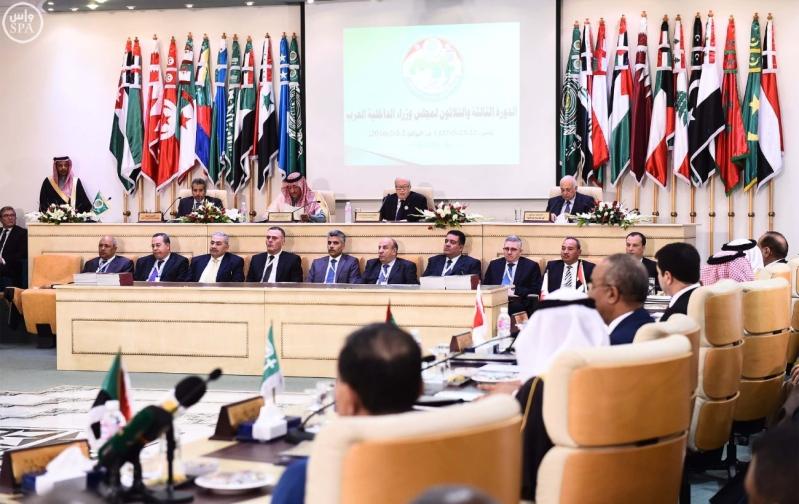 وزراء الداخلية العرب يعقدون اجتماعهم 10