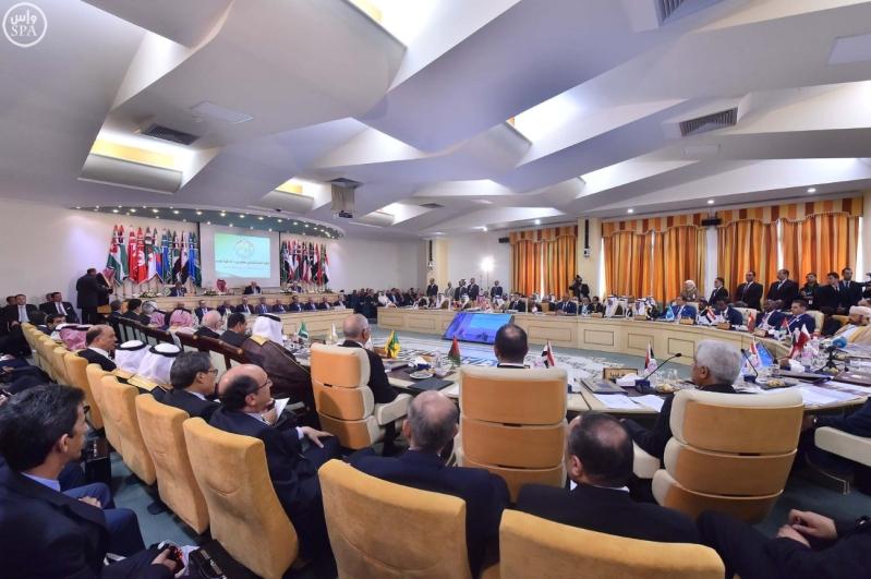 وزراء الداخلية العرب يعقدون اجتماعهم 2