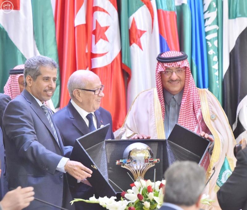 وزراء الداخلية العرب يعقدون اجتماعهم 5
