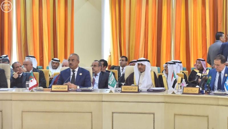 وزراء الداخلية العرب يعقدون اجتماعهم 6