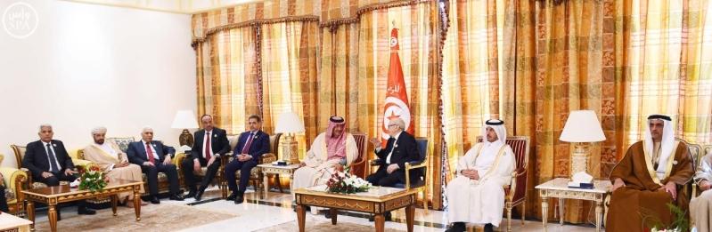 وزراء الداخلية العرب يعقدون اجتماعهم 7