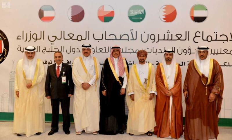 وزراء بلديات الخليج (1)