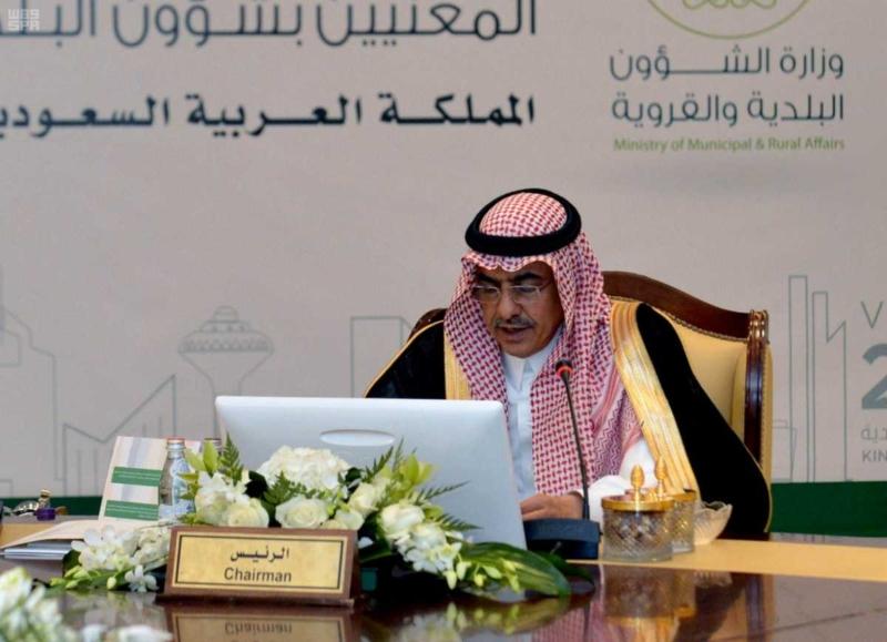 وزراء بلديات الخليج (2)