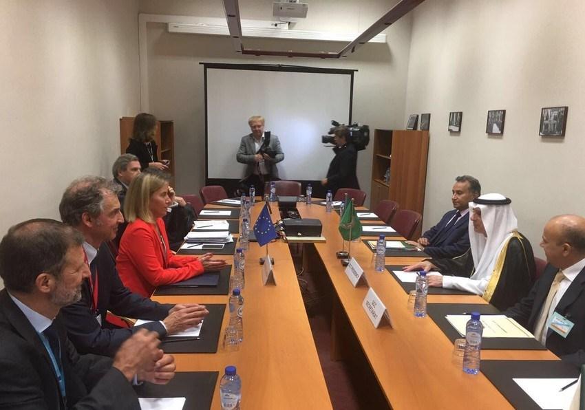 وزراء خارجية التعاون والاتحاد الأوروبي (3)