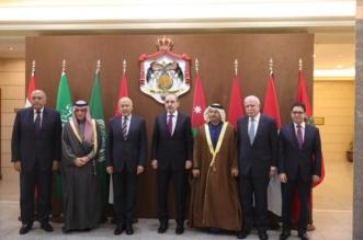 بينهم الجبير.. 6 وزراء خارجية عرب يردون على القرار الأميركي بشأن القدس - المواطن