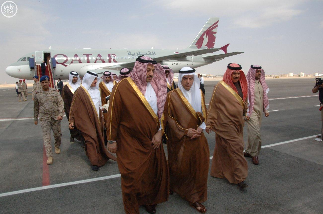 وزراء-خارجية-دول-مجلس-التعاون-الخليجي-يصلون-الرياض (1)