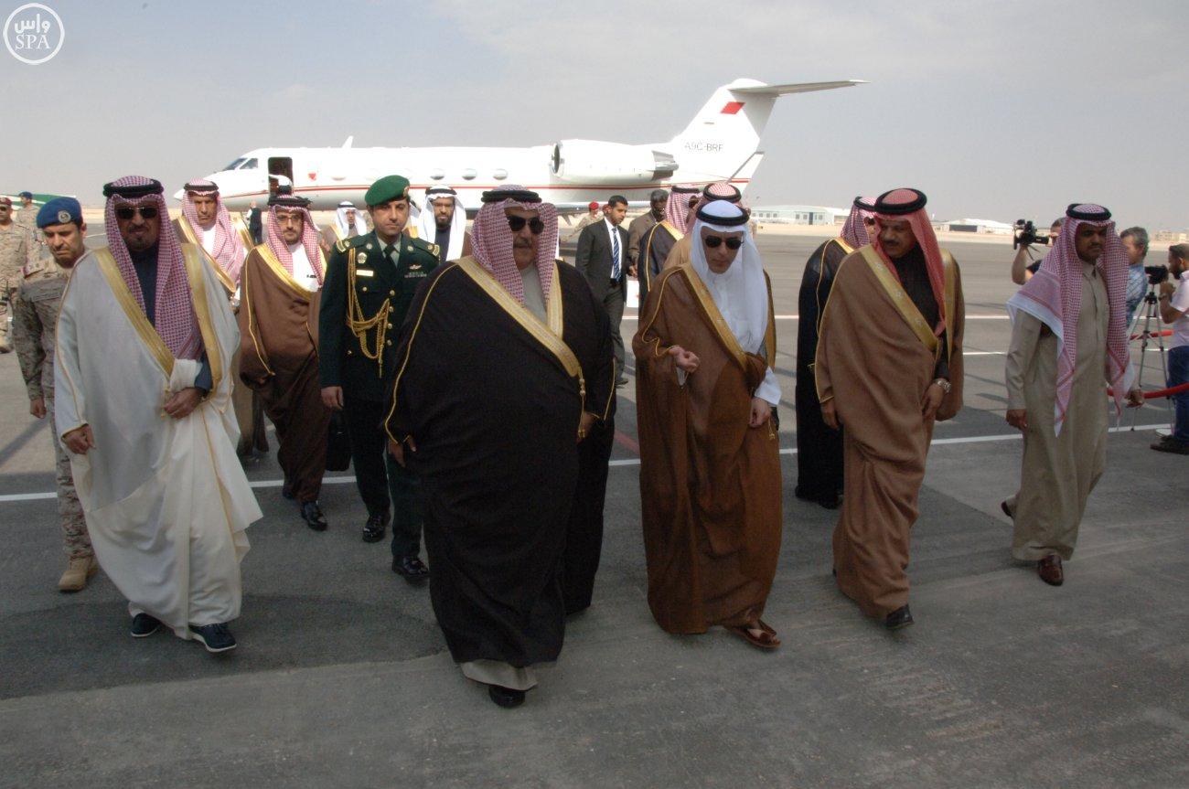 وزراء-خارجية-دول-مجلس-التعاون-الخليجي-يصلون-الرياض (3)