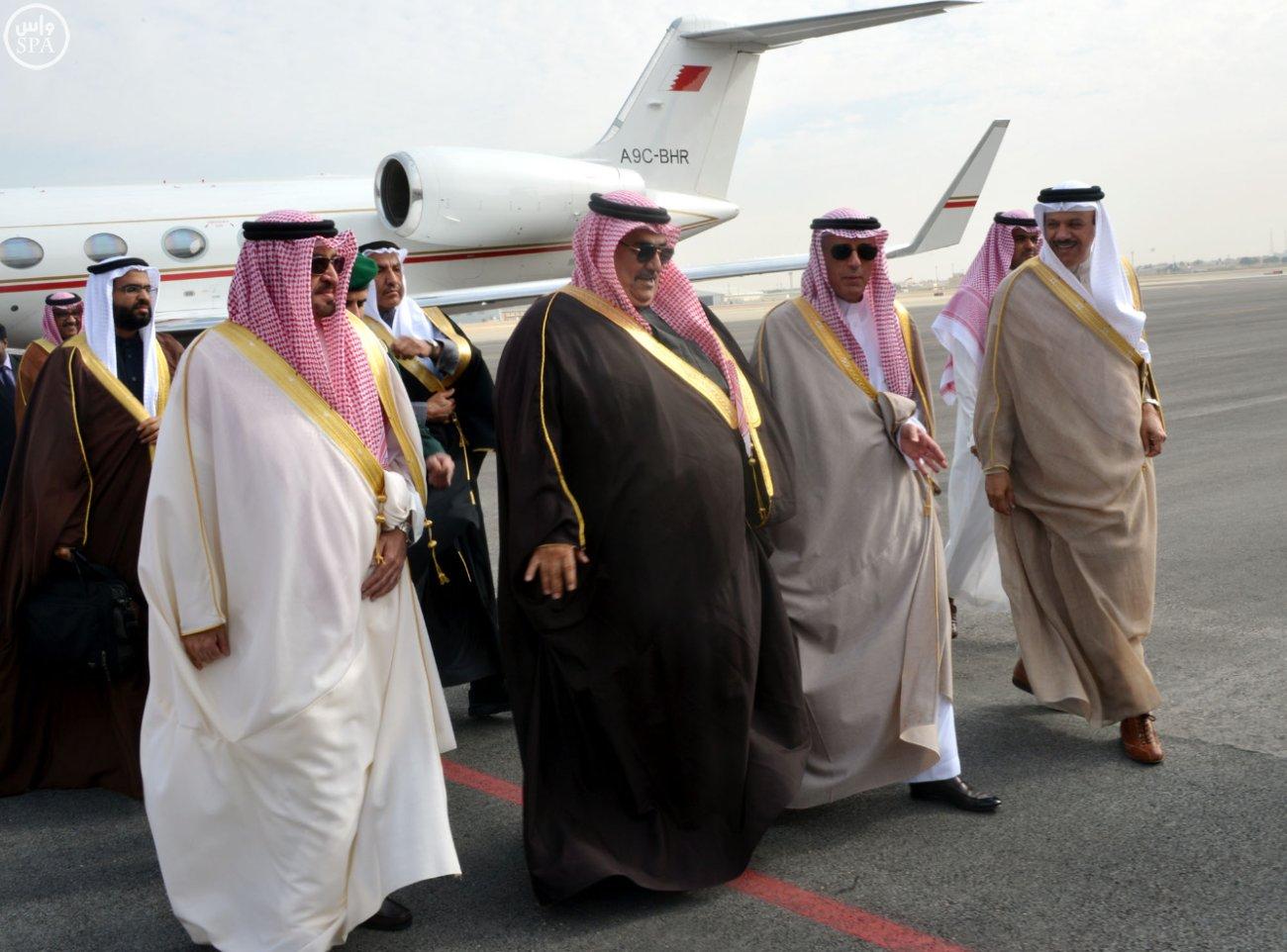 وزراء خارجية دول مجلس التعاون الخليجي يعقدون اجتماعاً مشتركاً مع وزير الخارجية الأمريكي2