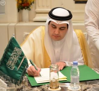 وزير الاعلام يوقع اتفاقيه