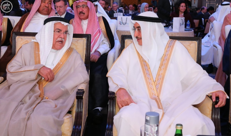وزير البترول  الوطن العربي من أهم مناطق العالم في معادلة الإنتاج، والإستهلاك العالمي من البترول (3)