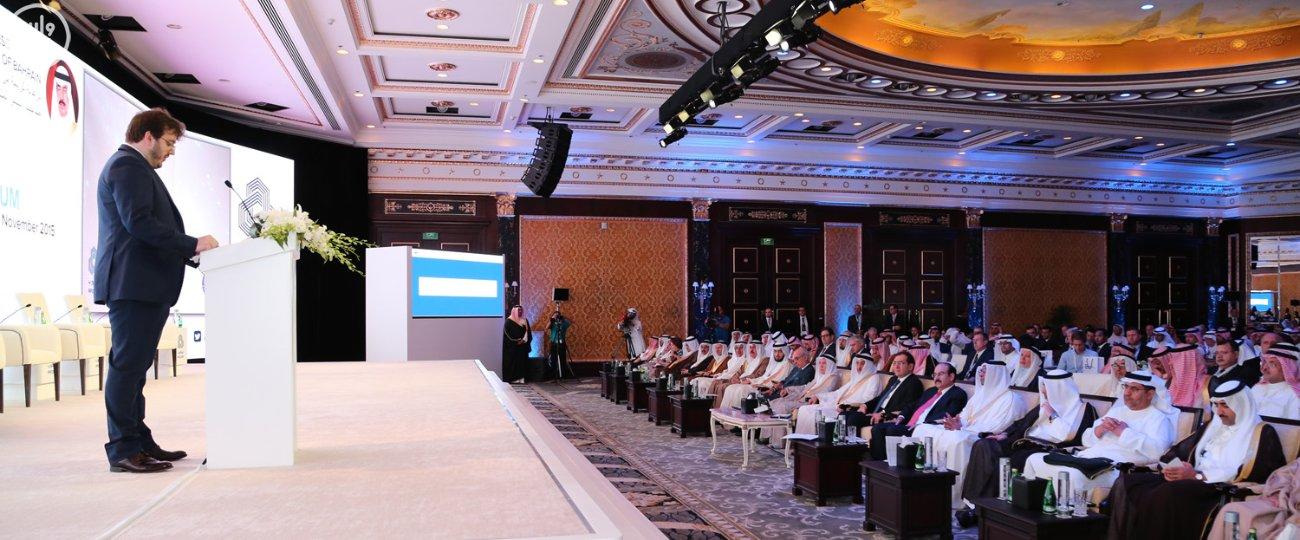وزير البترول الوطن العربي من أهم مناطق العالم في معادلة الإنتاج، والإستهلاك العالمي من البترول (6)