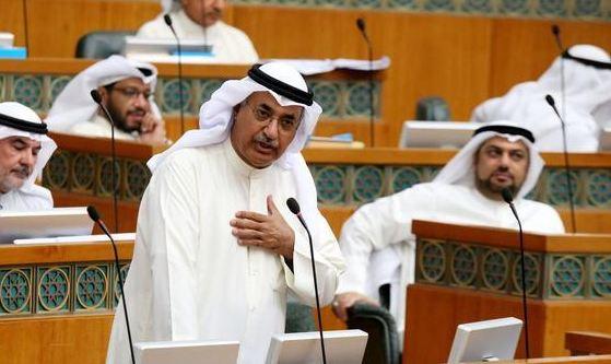 وزير-التجارة-الكويتي-عبدالمحسن-المدعج