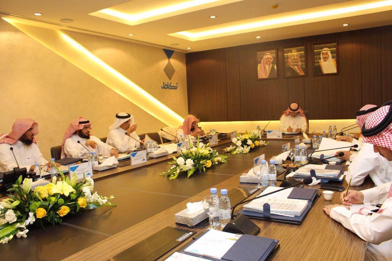 وزير التعليم يرأس اجتماع مجلس أمناء مؤسسة تكافل الخيرية (2)