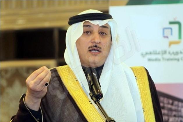 وزير الثقافة والإعلام الدكتور عبدالعزيز الخضيري يدشن مركز التدريب الإعلامي (9)