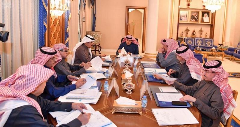 اتخذوا 5 قرارات.. الوزير العواد يرأس اجتماع مجلس إدارة واس