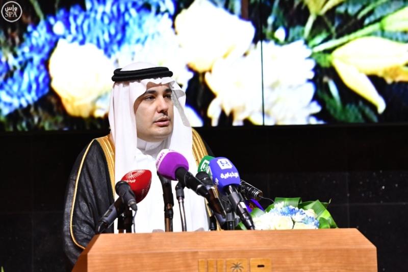 وزير الثقافة والإعلام يُدشّن المبنى الجديد (1) 