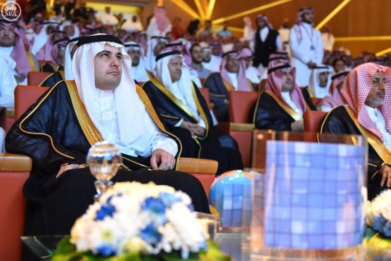 وزير الثقافة والإعلام يُدشّن المبنى الجديد (34669059) 