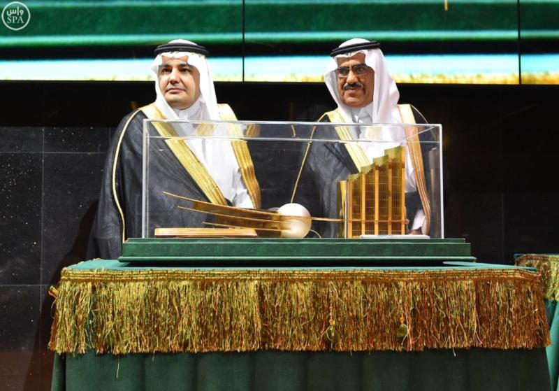 وزير الثقافة والإعلام يُدشّن المبنى الجديد (34669064) 