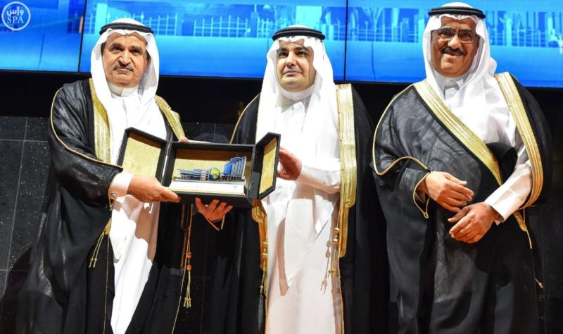وزير الثقافة والإعلام يُدشّن المبنى الجديد (34669068) 