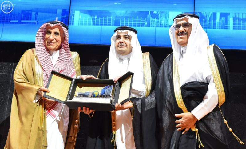 وزير الثقافة والإعلام يُدشّن المبنى الجديد (34669072) 