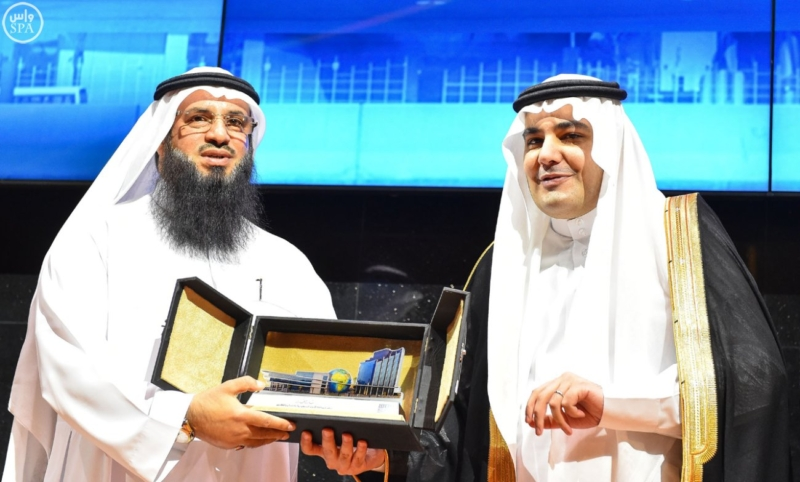 وزير الثقافة والإعلام يُدشّن المبنى الجديد (34669076) 