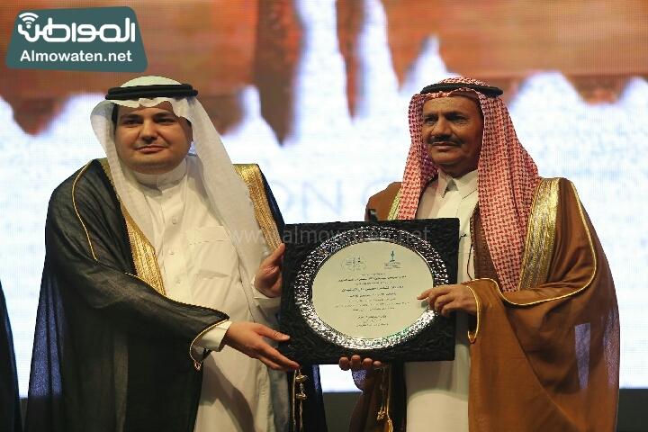 وزير الثقافة والاعلام يرعى حفل الادباء السعوديين (138158314)  