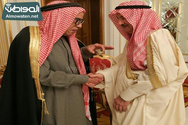 وزير الثقافة والاعلام يرعى حفل الادباء السعوديين (138791232)  