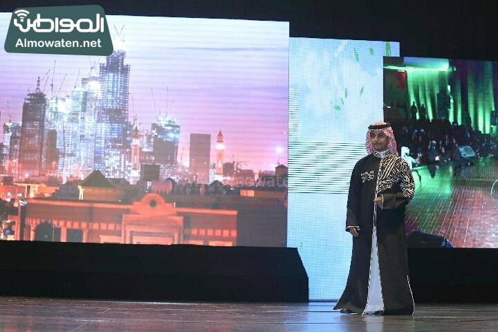 وزير الثقافة والاعلام يرعى حفل الادباء السعوديين (138791241)  