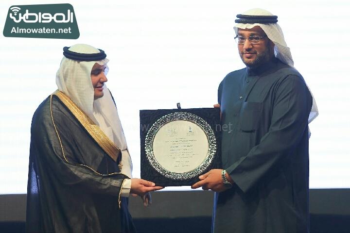 وزير الثقافة والاعلام يرعى حفل الادباء السعوديين (138791245)  