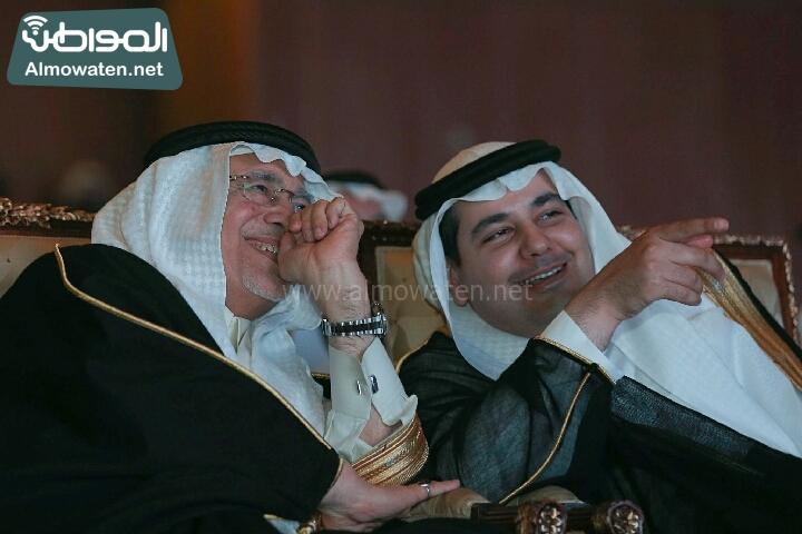 وزير الثقافة والاعلام يرعى حفل الادباء السعوديين (138791247)  