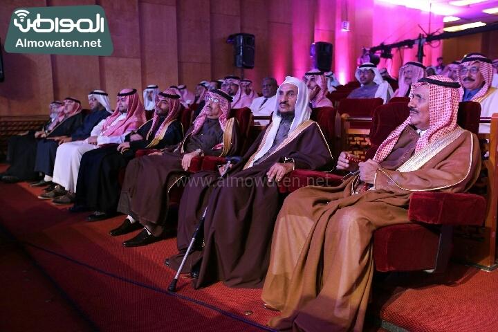 وزير الثقافة والاعلام يرعى حفل الادباء السعوديين (138791257)  