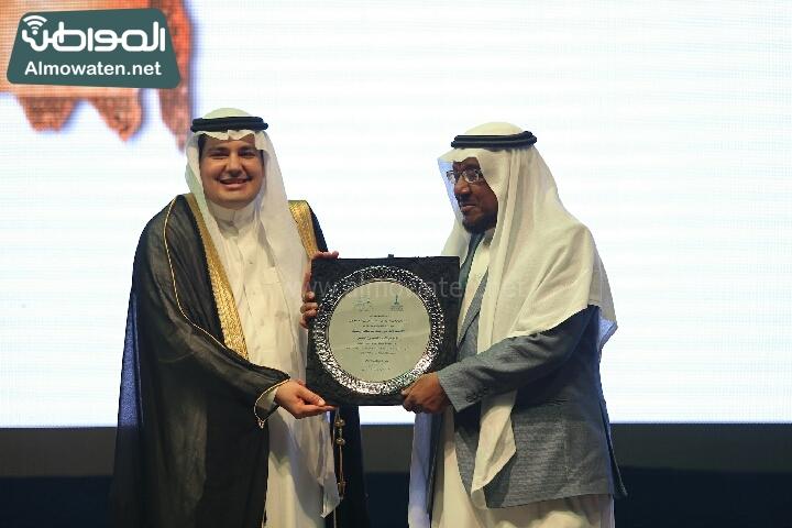 وزير الثقافة والاعلام يرعى حفل الادباء السعوديين (138791258)  