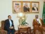 وزير الحج والعمرة يلتقي رئيس منظمة الحج والزيارة الإيراني