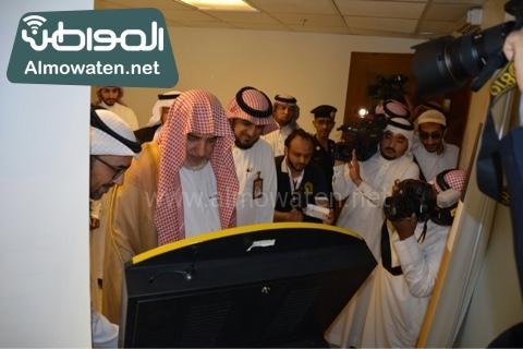 وزير الحج يلتقي ضيوف خاد م الحرمين (1)