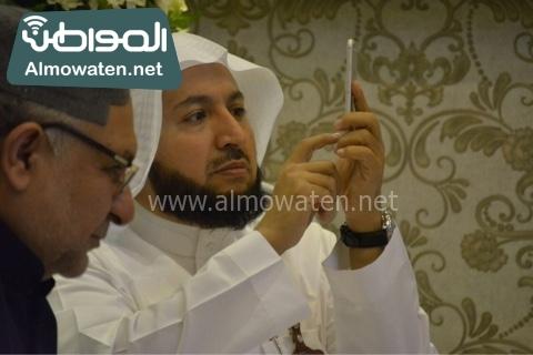وزير الحج يلتقي ضيوف خاد م الحرمين (10)