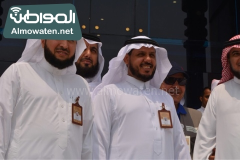 وزير الحج يلتقي ضيوف خاد م الحرمين (13)