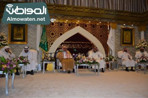 وزير الحج يلتقي ضيوف خاد م الحرمين (14)