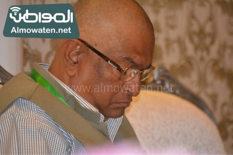 وزير الحج يلتقي ضيوف خاد م الحرمين (17)