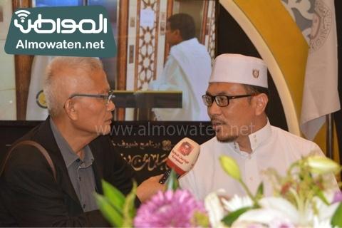 وزير الحج يلتقي ضيوف خاد م الحرمين (18)