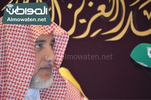 وزير الحج يلتقي ضيوف خاد م الحرمين (19)