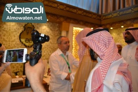 وزير الحج يلتقي ضيوف خاد م الحرمين (2)
