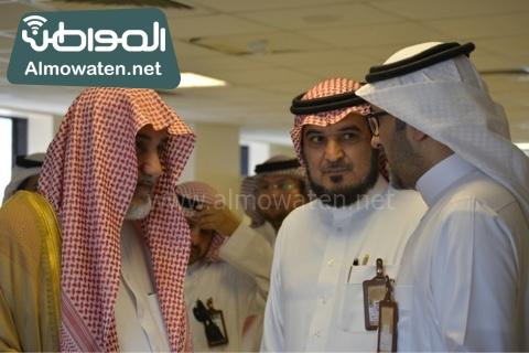 وزير الحج يلتقي ضيوف خاد م الحرمين (22)